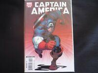 Captain America 25 Mcguinness variant (b28) Marvel 2007 NM
