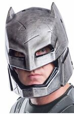 Batman V Superman ARMORED DELUXE HELMET Adult Mask Costume One Size Age 14+ New