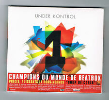 UNDER KONTROL - 1 - 100 % BEATBOX - 20 TITRES - 2011 - NEUF NEW NEU