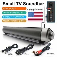 Tv Home Theater Wireless Soundbar Bluetooth Sound Bar Speaker System Subwoofer