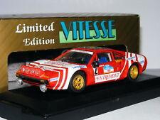 Vitesse L021 Ferrari 308 GTB CH Pozzi 1981 Targa Florio #2 LTD ED 1/43