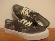 VANS New Camden DX Suede Floral Perf Vault Lady's size 7