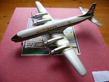 Muy raras Western Models CA2F Douglas DC-7C B.o.a.c. (aleta azul oscuro)