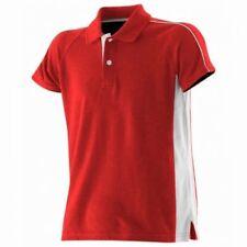 Magliette, maglie e camicie con polo per bambini dai 2 ai 16 anni 100% Cotone Taglia 7-8 anni