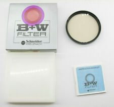 B+W Schneider - 67E  81-A Coated Filter Case/Box - New Old Stock - C888
