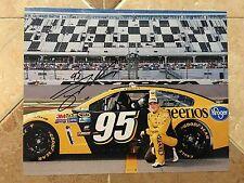 Ty Dillon Signed 8x10 Daytona Photo NASCAR COA Autograph