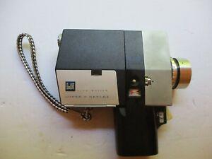 DeJur Electra V Slow Motion Super 8 Reflex Movie Camera