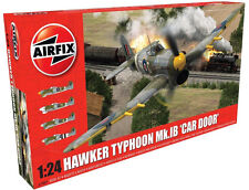 Airfix Hawker Typhoon Mk.IB 'Car Door' 1:24 Plastic Model Plane A19003