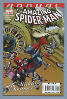 Amazing Spider-Man Annual # 36 (Sep 2009, Marvel) Marc Guggenheim Pat Olliffe H