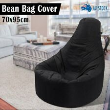 Bean Bag Chairs Couch Sofa Cover Indoor Lazy Lounger for Adults Kids Extra Large