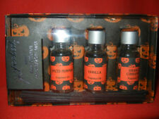 HALLOWEEN REED DIFFUSER SCENT SET - AIR FRESHENER BOX SET - 3 PIECE SCENTS