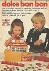 X9926 Dolce Bon Bon - HARBERT - Pubblicità 1976 - Advertising