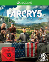 XBOX ONE Far Cry 5 NEU&OVP Paketversand