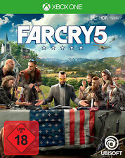 XBOX ONE Far Cry 5 NEU&OVP Paketversand