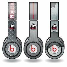 Northern Illinois University Skins for Beats Solo HD Headphone - metal - FREE SH