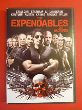 The Expendables DVD Bilingual
