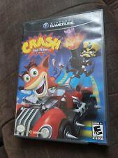 Crash: Tag Team Racing (Nintendo GameCube) Complete CIB NGC Bandicoot