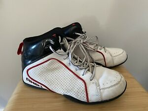 And1 Men's Sneakers Size US 8 / 41 Red White Black