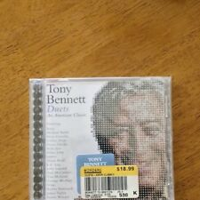 Duets: An American Classic by Tony Bennett Sealed CD