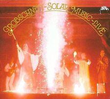 GROBSCHNITT - SOLAR MUSIC [DIGIPAK] NEW CD