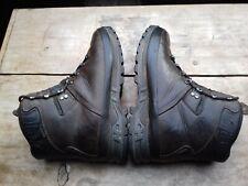 MEINDL BHUTAN GORETEX Mens Leather Walking Boots RRP £232 size UK10 brown