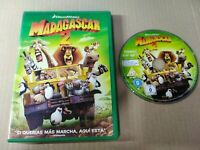 Madagascar 2 DVD