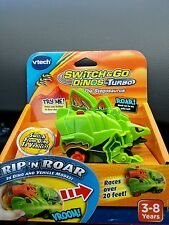 VTech 80-148804 Turbo Dinos Stegosaurus Kids Brand New • GIFT