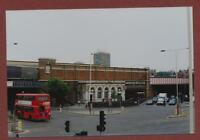 Vauxhall Railway Station, Front. 12.07. 1996   photograph dc61