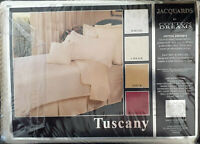 Tuscany Cream Duvet | Doona Quilt Cover Set by Cotton Dreams | Jacquard | King