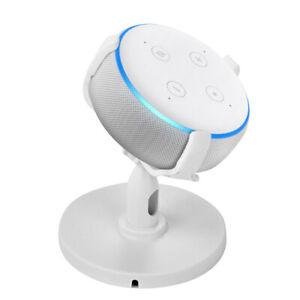 For Echo Dot 3rd Generation Speaker Table Holder Stand Bracket Mount New