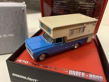 1970 Chevrolet C-10 Camper GREENLIGHT UNDER THE HOOD COLLECTORS CLUB  *MIB*