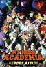DVD Anime My Hero Academia Movie-Heroes Rising English Dubbed