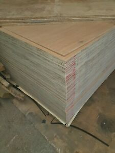 New 12mm hardwood ply Delivery available 07944701435