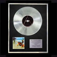 PRODIGY THE FAT OF THE LAND  CD PLATINUM DISC FREE P+P!!