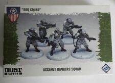 "Dust Studio: Dust Tactics ""BBQ SQUAD"" Assault Ranger Squad - New - Free Shipping"