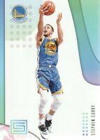 2018-19 Panini Status Basketball #76 Stephen Curry Golden State Warriors