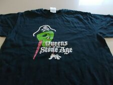 QUEENS OF THE STONE AGE - ERA VULGARIS T-SHIRT - SMALL -SEE DESC FOR SIZING -
