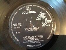 SOLOMON KING . SHE WEARS MY RING  . 1967 .