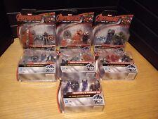 Marvel Avengers Age of Ultron lot de 7 figurines (+/- 7 cm) Neuf & Scellé