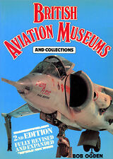 British Aviation Museums and Collections, 2nd Edition ⚫ by Bob Ogden