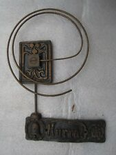 Gong Assembly from Old German Wall Clock Antique Part