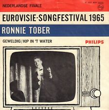 "RONNIE TOBER - Geweldig (1965 VINYL SINGLE 7"" EUROVISION)"