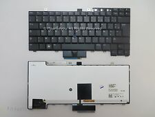 Dell Latitude E6410 E6510 Precision M4500 Dual-Pointing Backlit FRENCH Keyboard