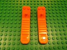 LEGO Brick Separator / Piece Remover Lot of 2 New Style - Orange