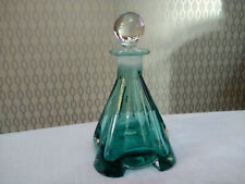 Empty Glass/Crystal Perfume Scent Bottle
