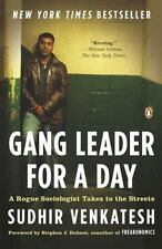 Gang Leader for a Day by Sudhir Alladi Venkatesh (2008, Paperback)