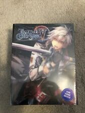 Trails Of Cold Steel 4 IV Limited Edition PS4 Playstation 4 NEW SEALED