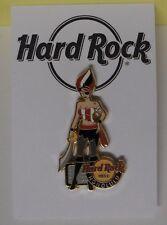 Hard Rock Cafe Pin Pirate Girl Wench Honolulu (Hawaii) 2012 LE300