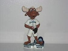 MARINER MOOSE Seattle Mariners Mascot Bobble Head 2003 Stadium Exclusive MLB New