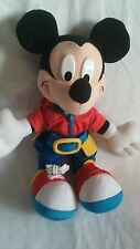 Vintage Mickey Mouse Disney Dress Me Doll Learning